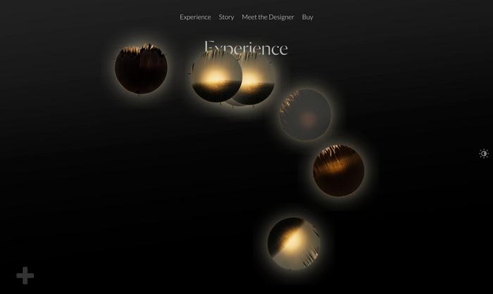 Monolith Light website 6