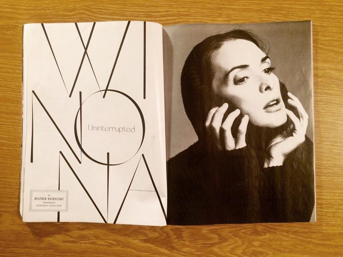New York magazine, Fall Fashion issue 2016 2