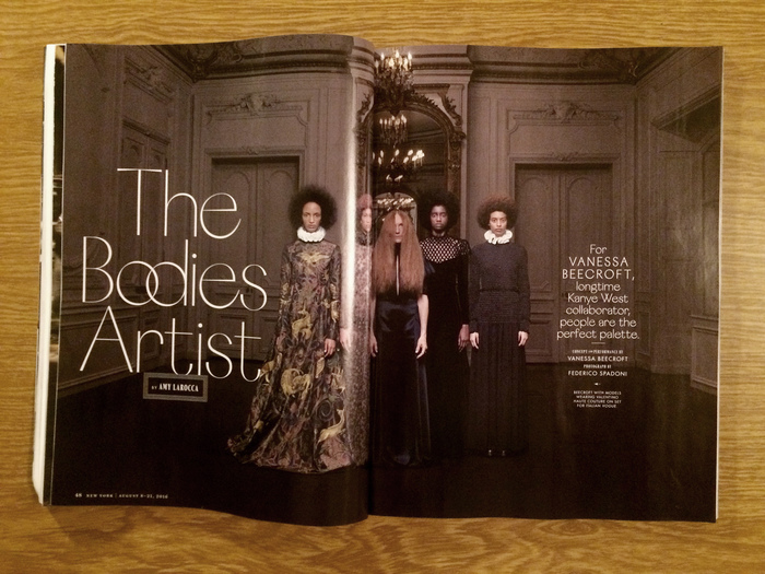 New York magazine, Fall Fashion issue 2016 4