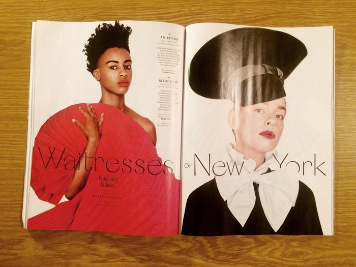New York magazine, Fall Fashion issue 2016 5