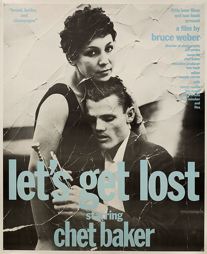 Let's Get Lost movie posters 1
