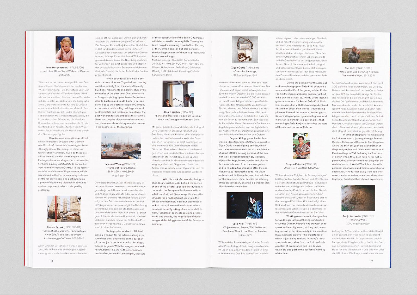 Fotodoks 2015 - Fonts In Use
