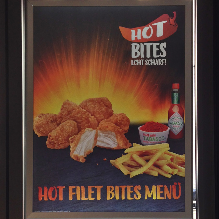 KFC Hot Bites (Germany) 1