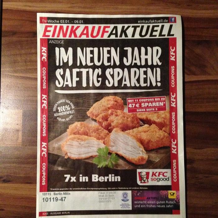 KFC Hot Bites (Germany) 2