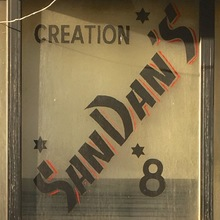Sandan's sign