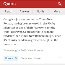 Quora mobile site