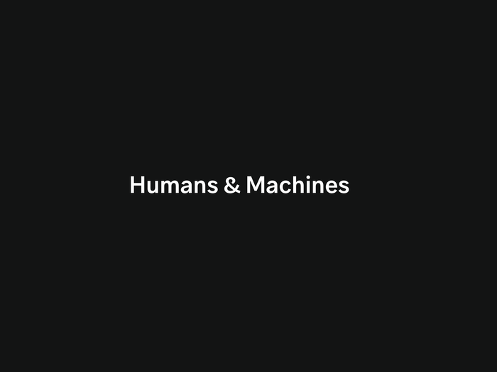 A Humanly Grotesk for Humans & Machines 1
