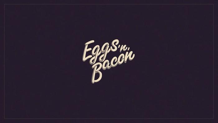 Eggs 'n' Bacon logo 1