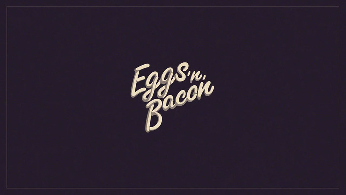 Eggs 'n' Bacon logo 1
