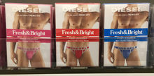 Diesel Fresh & Bright packaging