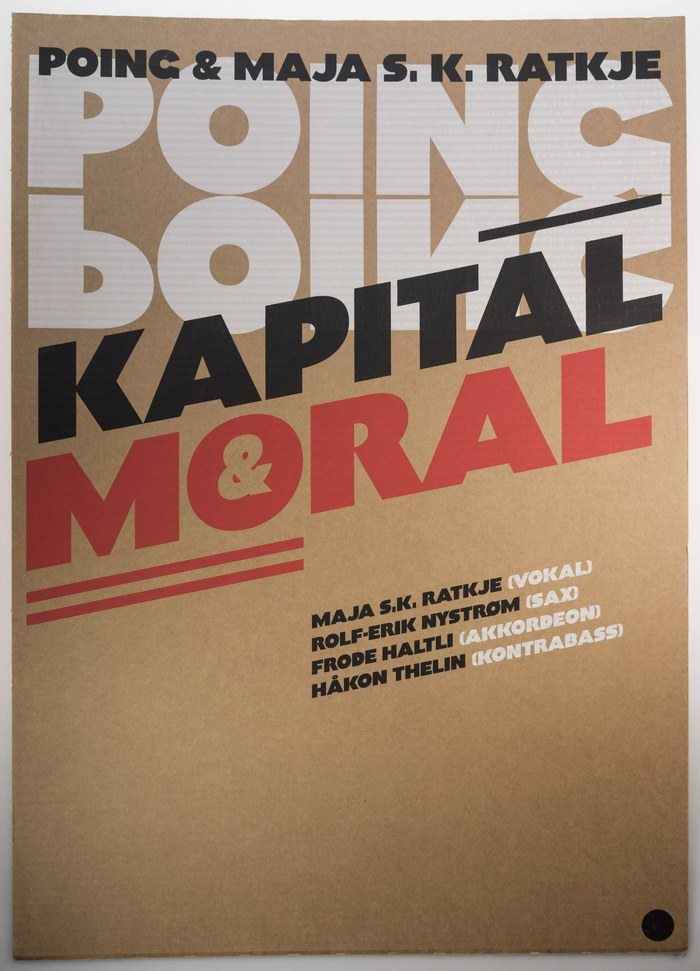Kapital & Moral by Poing and Maja S.K. Ratkje 5