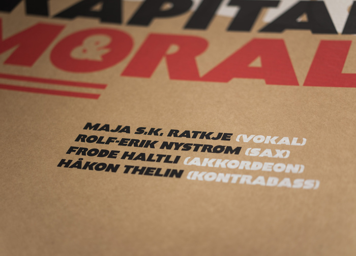 Kapital & Moral by Poing and Maja S.K. Ratkje 6