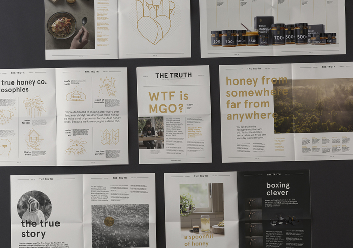 The True Honey Co. 5