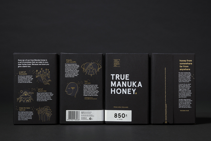The True Honey Co. 2
