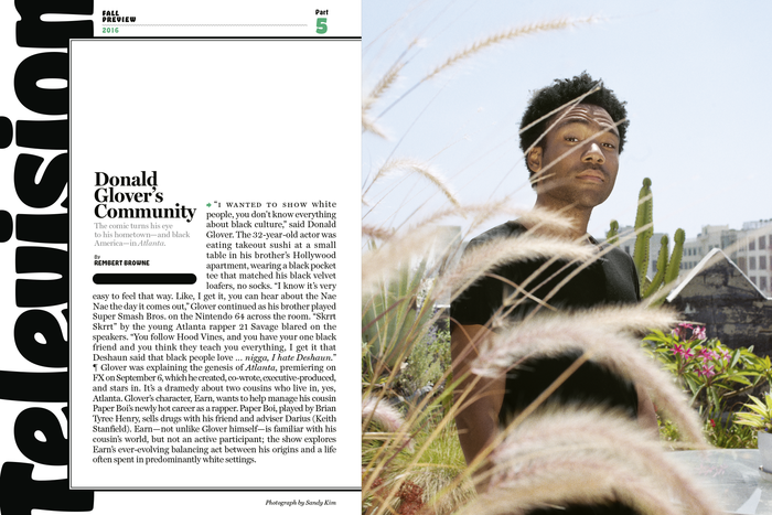 New York magazine, Culture Pages, Fall Preview 2016 4
