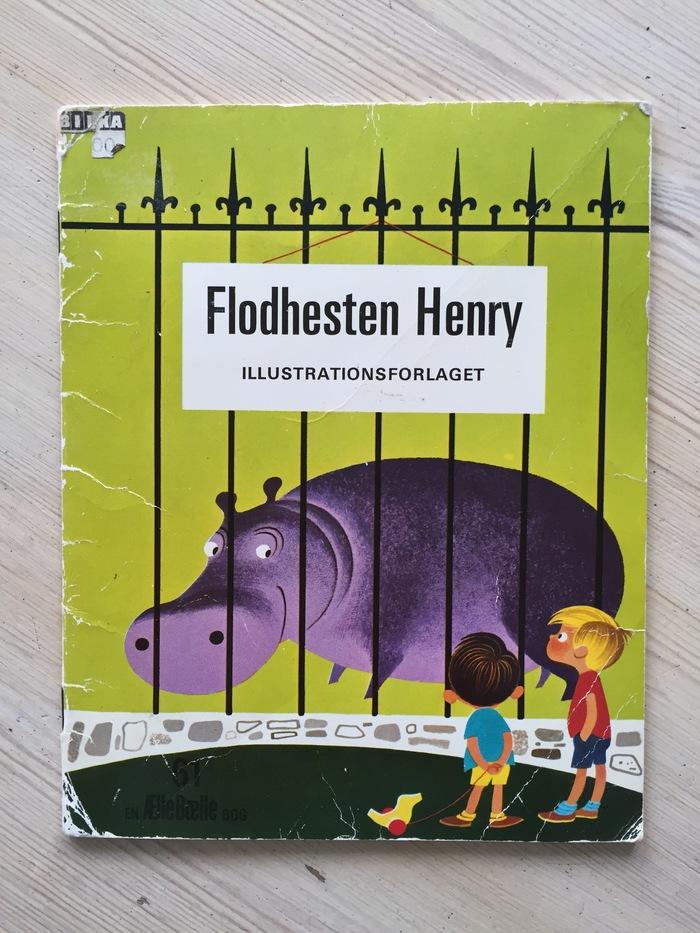 Flodhesten Henry, Illustrationsforlaget 1