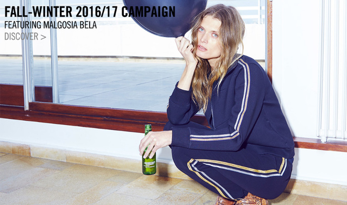 Zadig & Voltaire logo and website 4