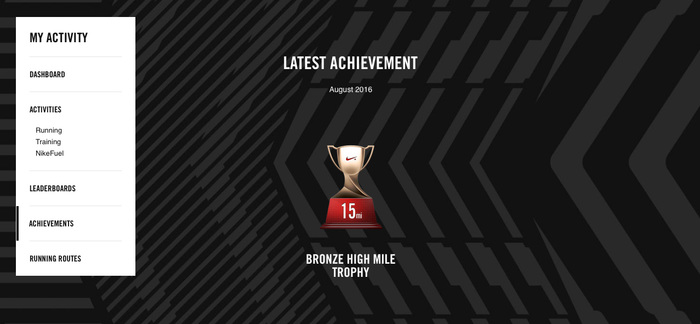Nike website (2016) 5