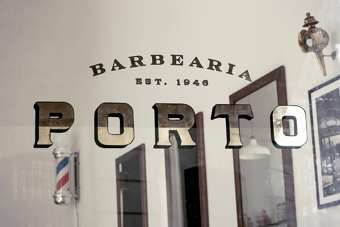 Barbearia Porto 1