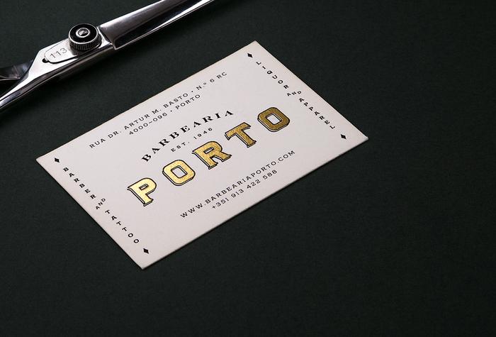 Barbearia Porto 4