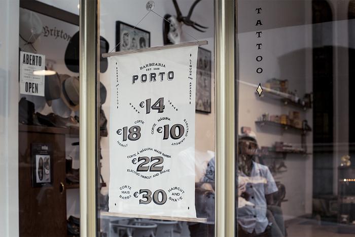 Barbearia Porto 7