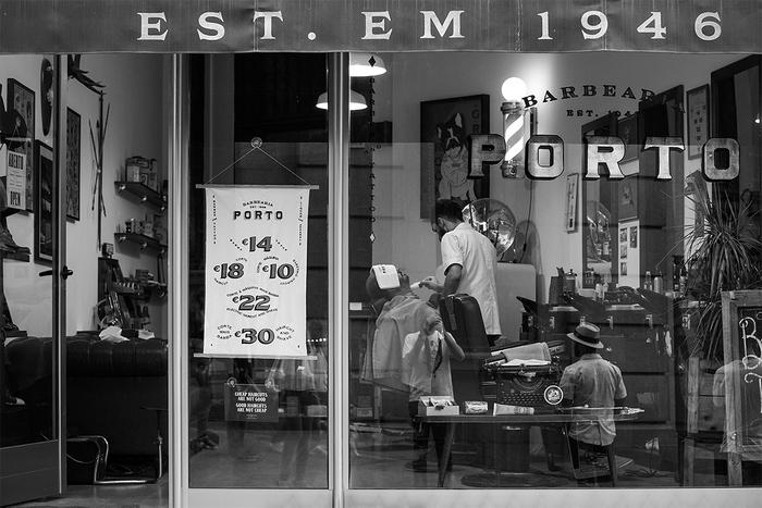 Barbearia Porto 16