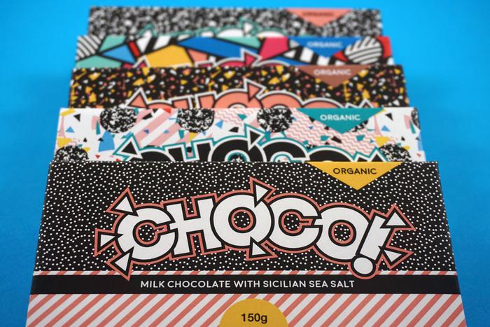 CHOCO packaging and branding 4