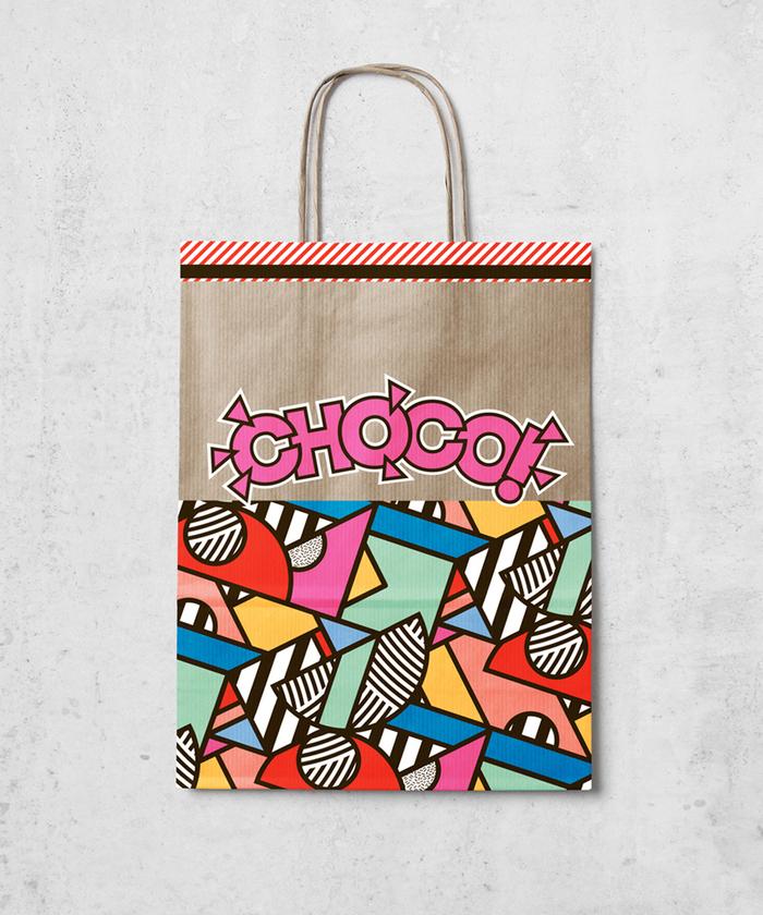 CHOCO packaging and branding 5