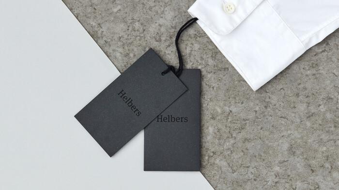 Helbers brand identity 1