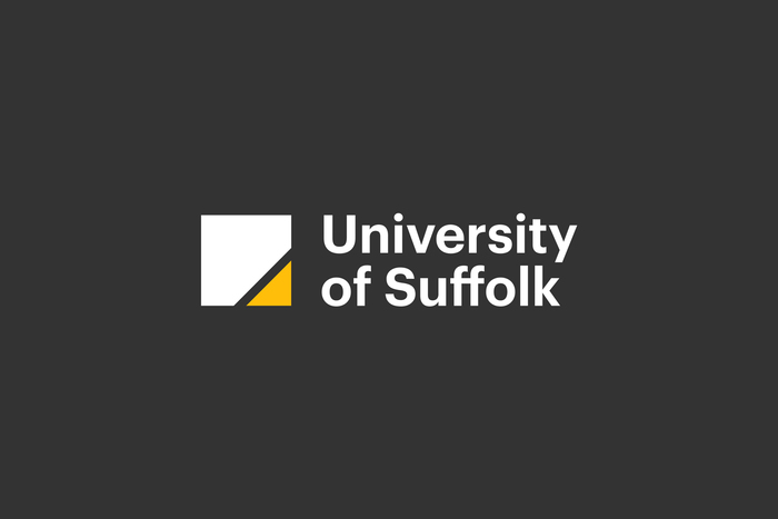 University of Suffolk brand identity 1