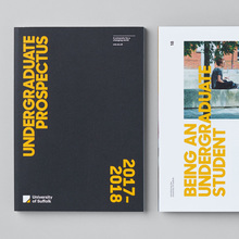 University of Suffolk brand identity