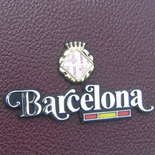 AMC Barcelona badges