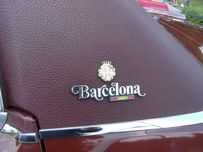 1977 Matador Barcelona coupe