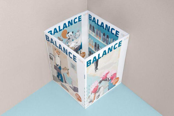 Balance magazine 1