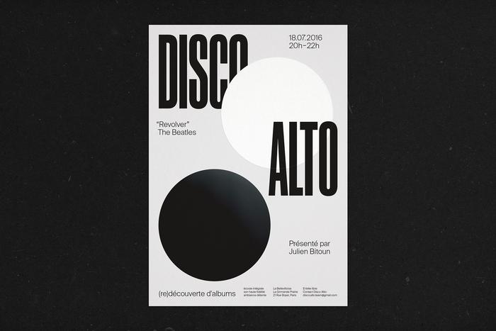 Disco Alto 1