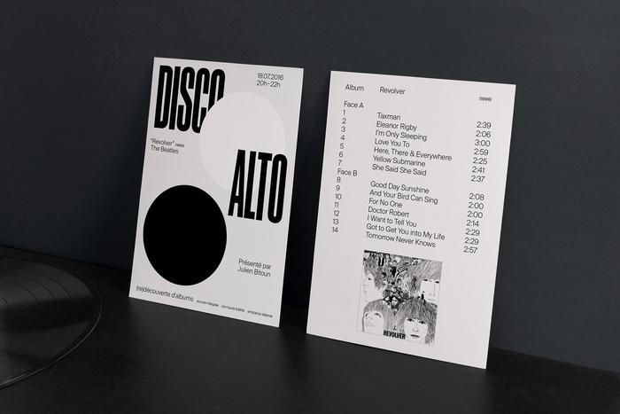 Disco Alto 3