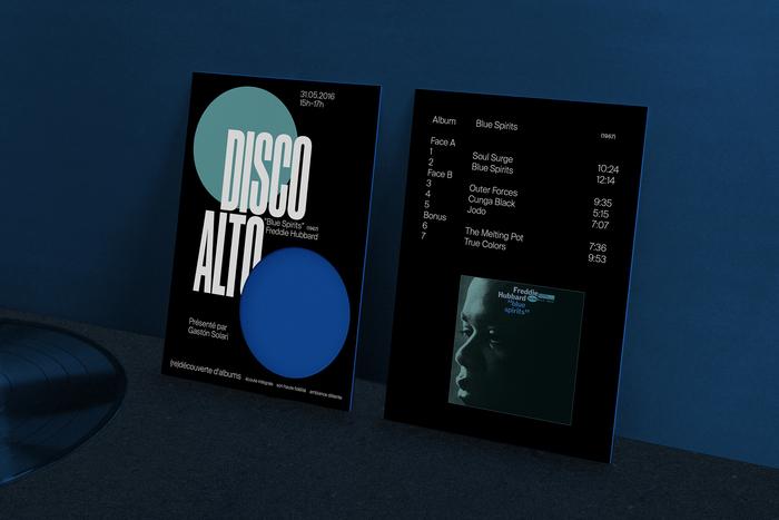 Disco Alto 5