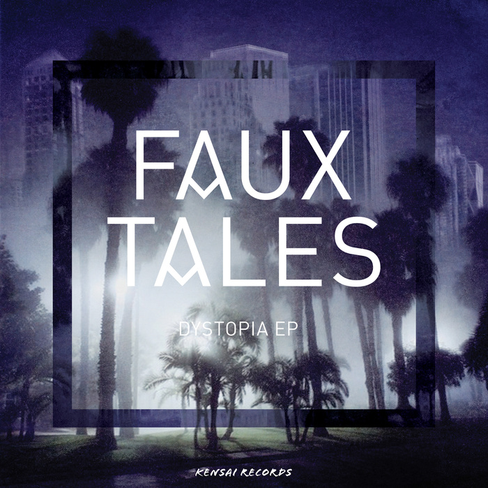 Faux Tales logo and covers 1