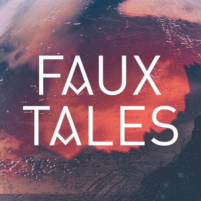 Faux Tales logo and covers 5