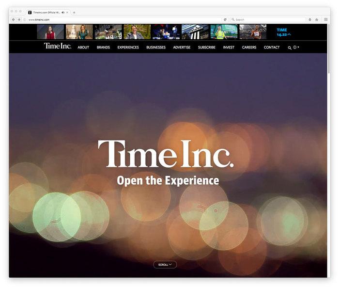 TimeInc website 3