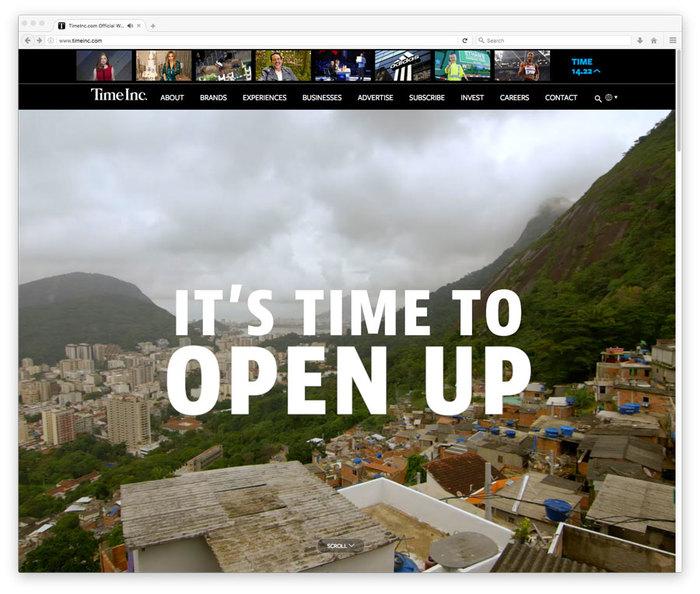 TimeInc website 5