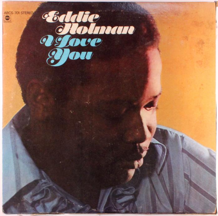 LP cover, ABC Records