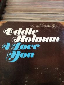 <cite>I Love You</cite> by Eddie Holman