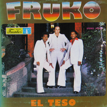 Fruko – <cite>El Teso</cite> album cover
