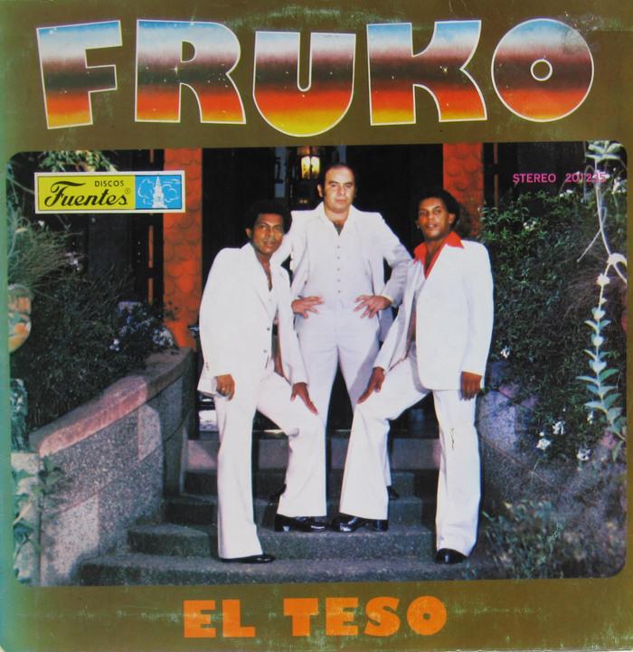 Fruko – El Teso album cover