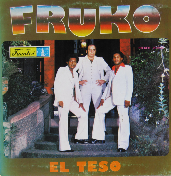 Fruko – El Teso album cover