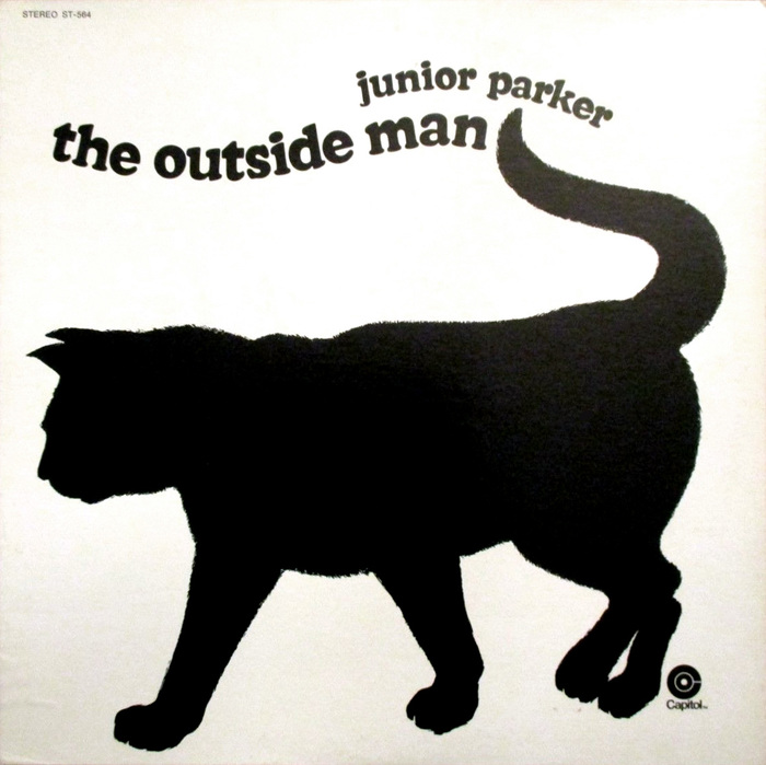 The Outside Man by Junior Parker 1