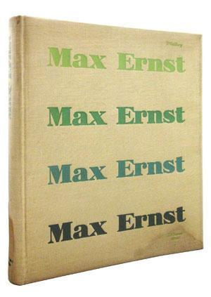 Patrick Waldberg – Max Ernst book cover 2