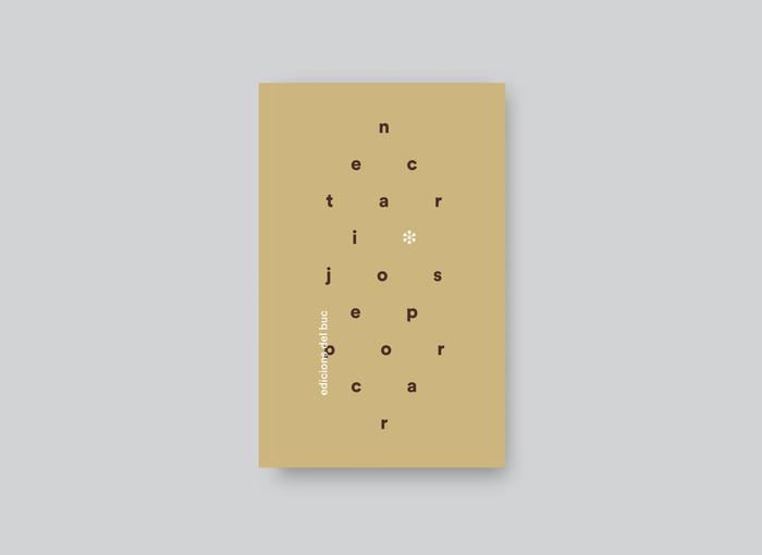 Nectari by Josep Porcar, Edicions del Buc