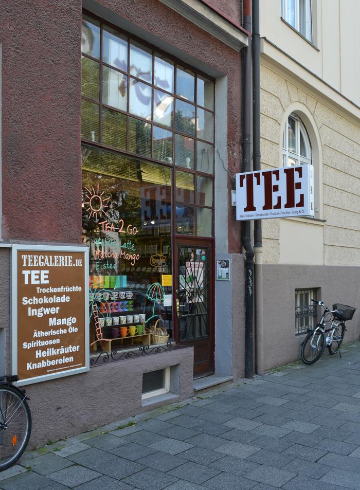Teegalerie, Munich 1